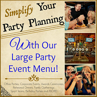 Party Planning Park Lane Tavern, Hampton VA